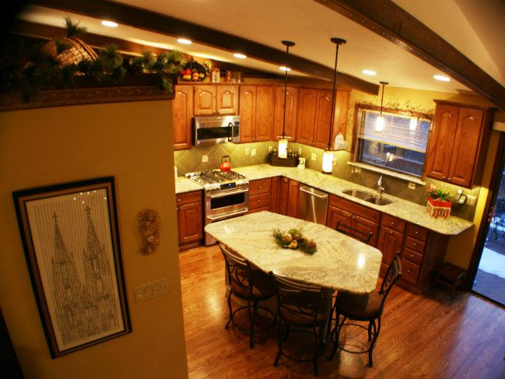 ... Showplace Cabinets, Granite Countertops