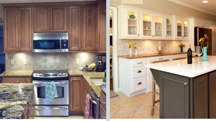 Kitchen Cabinets Colorado Springs - Refacing Gallery