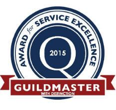 Guild Quality Master with Distinction Award