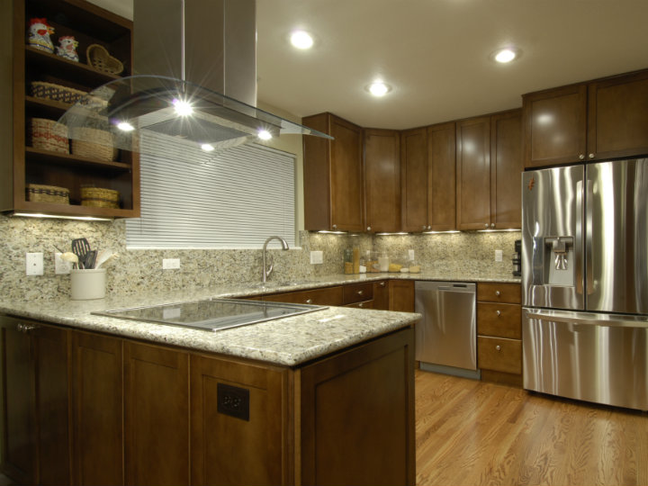 Custom Kitchen Cabinets Colorado Springs Cabinet Refacing